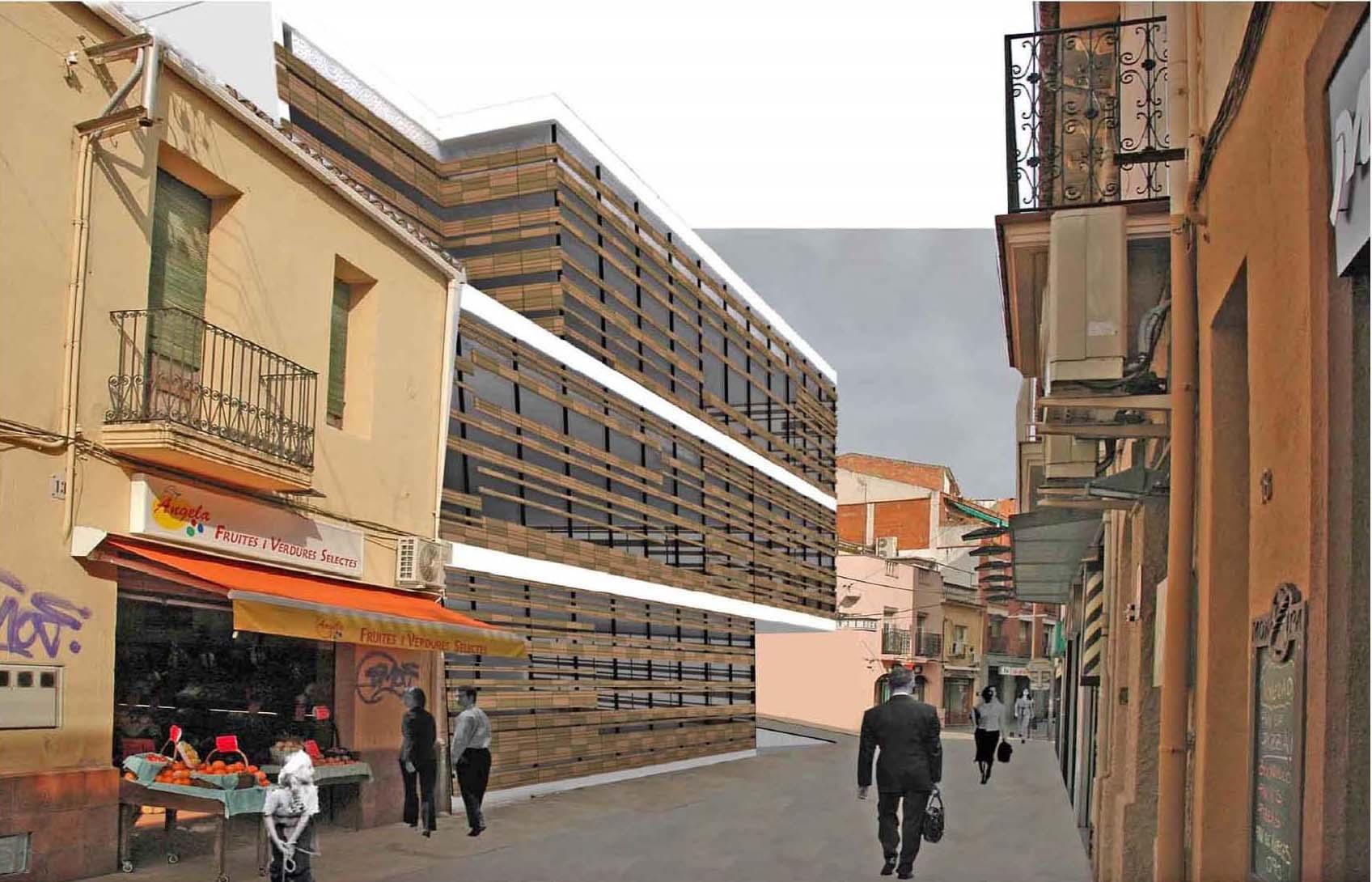 Instituto nacional de la seguridad social en mollet del for Oficines seguretat social barcelona